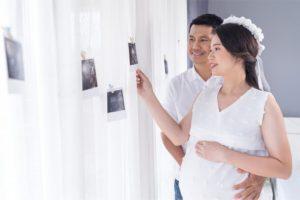 عکاسی عکس بارداری با همسر